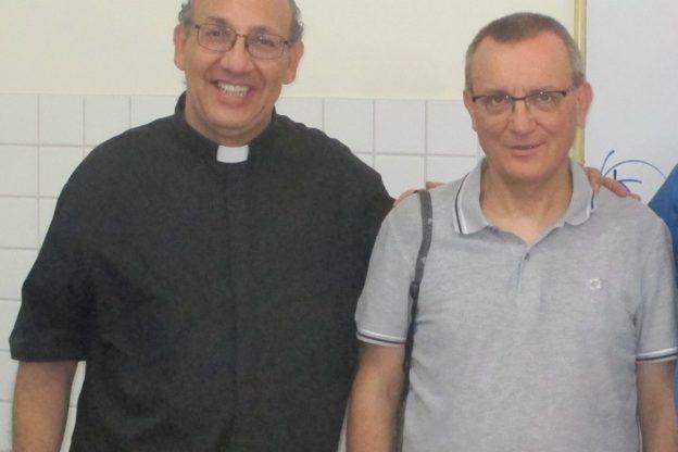 Asti, incontro con don Italo Francalanci