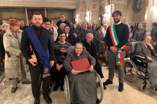 I 100 anni di Suor Amalia Savio