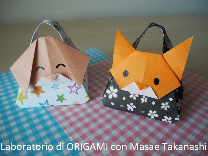 All'Astense per il mercatino dei libri e le lezioni di origami