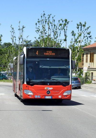 Fino al 20 marzo gli autobus di Asp cambiano percorso per i lavori in corso XXV Aprile