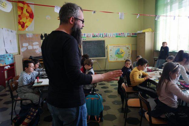 """Adotta uno scrittore: Gambarotta e Gazzaniga adottati alla Casa di reclusione di Asti,  I.I.S. G.A. Giobert e all'Istituto C.F. """"Gauss"""""""