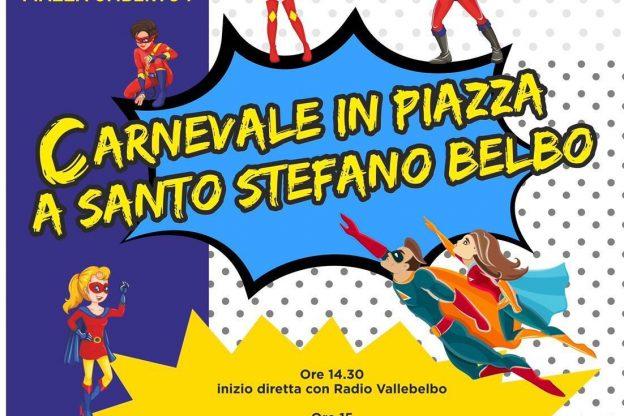 Carnevale a Santo Stefano Belbo