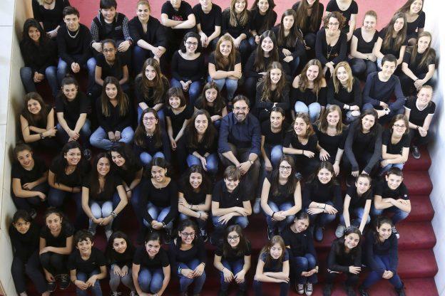Al Teatro Alfieri concerto del Coro di Voci Bianche del Teatro Regio e del Conservatorio Giuseppe Verdi di Torino
