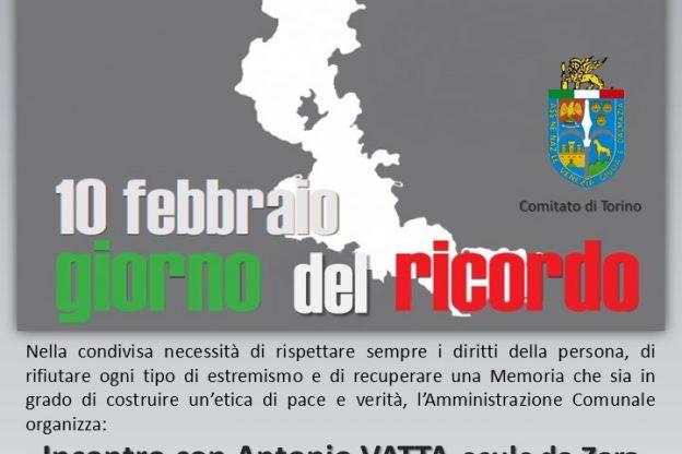 A Mongardino si commemora la Giornata del Ricordo