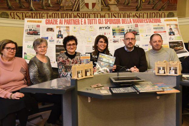 Asti, all'ospedale Massaia tre giornale dedicate alle figurine