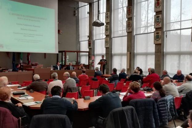 Asti, in Provincia un incontro con i sindaci per prevenire i rischi del maltempo