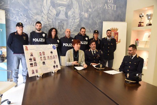 Operazione della polizia contro lo spaccio, arrestato un ricercato a Bolzano