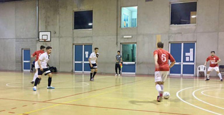 Moncalvo Calcio rimaneggiato e sconfitto nel futsal
