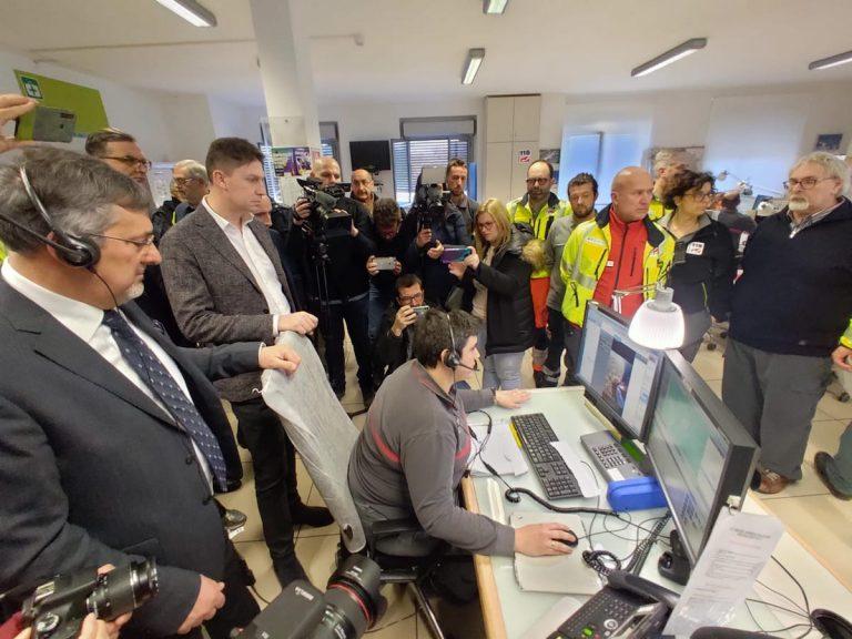 Da oggi chi chiama il 118 può collegarsi in videochat con la centrale di emergenza