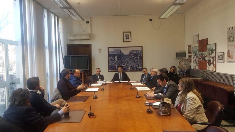 Asti, la Provincia firma un protocollo con le associazioni agricole  per l'economia locale