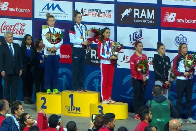 Quinto posto per Alice Sotero nella prima prova di Coppa del Mondo