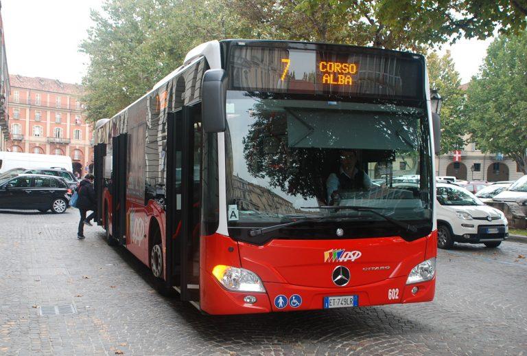 Coronavirus, nuove disposizioni per l'utilizzo del bus di Asp