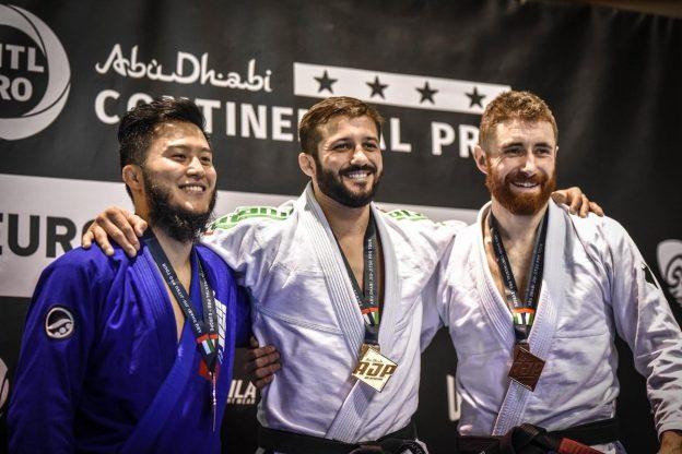 Atleta astigiano terzo all'Internazionale di Jiu Jitsu a Roma