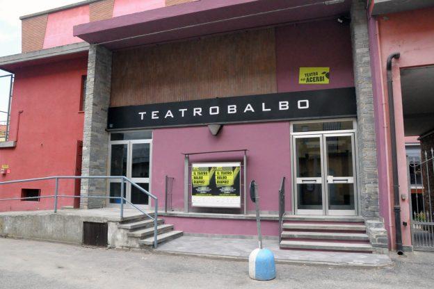 Teatro Balbo di Canelli: i rinvii e le nuove date