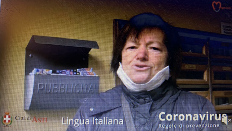 """Asti, in un video di Migrantes e Politiche Sociali la forza per andare avanti: """"Uniti ce la faremo"""""""