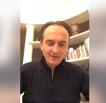 Sergio Mattarella telefona ad Alberto Cirio