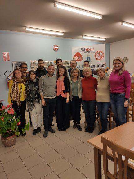 Canelli, Sara Testa nuova presidente del gruppo comunale Aido
