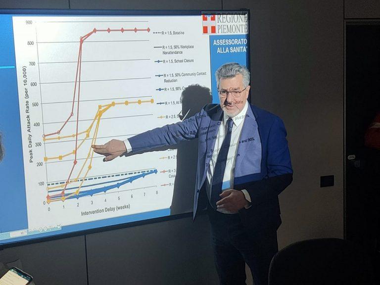 """Il video, Icardi: """"Non esiste un caso Piemonte"""""""