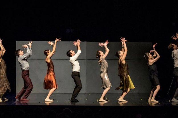 """Al Teatro Alfieri la grande danza con MM Contemporary Dance Company e """"Gershwin suite/Schubert Frames"""""""