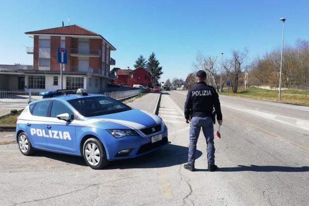 Asti, ancora denunce della polizia per la violazione del decreto sugli spostamenti