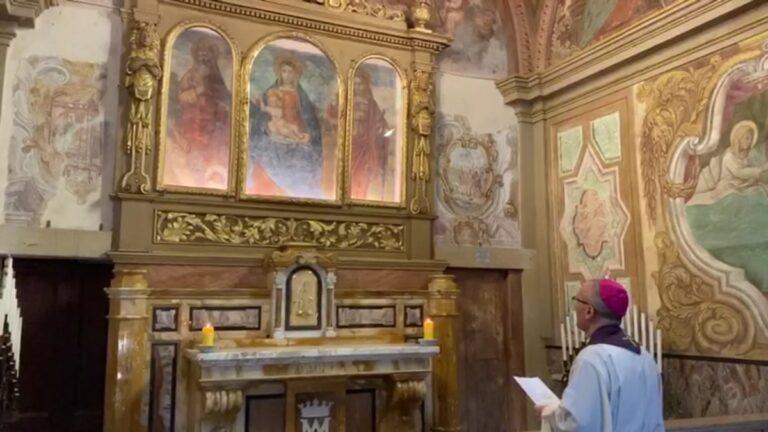 Asti, domenica su Youtube la messa del vescovo Prastaro