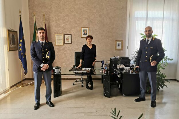 Asti, due nuovi commissari in forze alla polizia