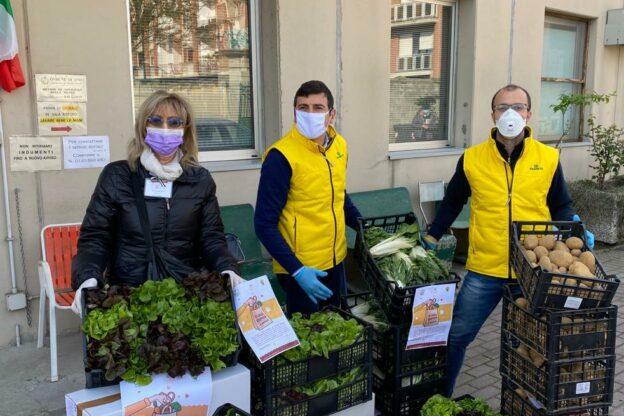 Campagna Amica: farine e ortaggi per aiutare chi è in difficoltà