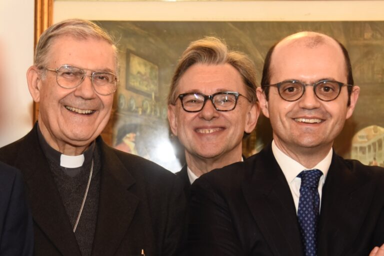 Monsignor  Ravinale nominato consulente ecclesiastico del gruppo interregionale Ucid