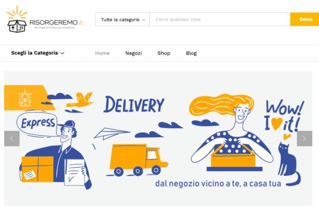 Tre domande a… Gianni Piero Perrone a proposito del portale Risorgeremo.it