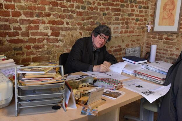 La Gazzetta d'Asti piange la perdita del suo storico direttore: addio a don Vittorio Croce