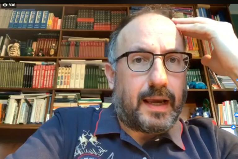 Il punto della giornata del sindaco di Asti Maurizio Rasero