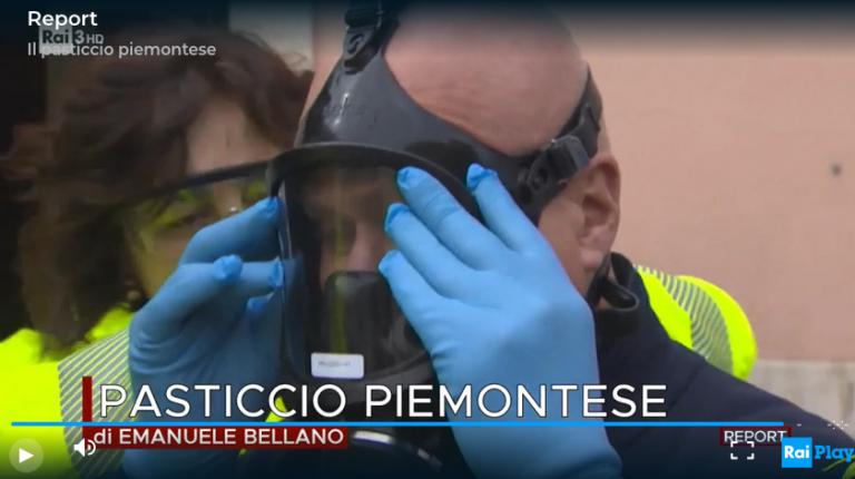 La Regione Piemonte contro la trasmissione Report