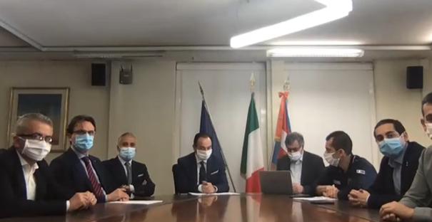 """Cirio: """"Programmazione sanitaria per il Piemonte"""""""
