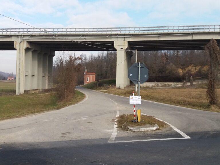 Asti, riprendono i lavori per l'acquedotto in strada Valleandona