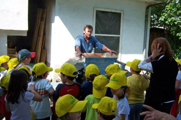Fase 2: Coldiretti propone di utilizzare le aziende agricole per aiutare i bambini e le loro famiglie