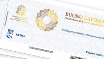 """Cgil Asti: """"No alla reintroduzione dei voucher"""""""