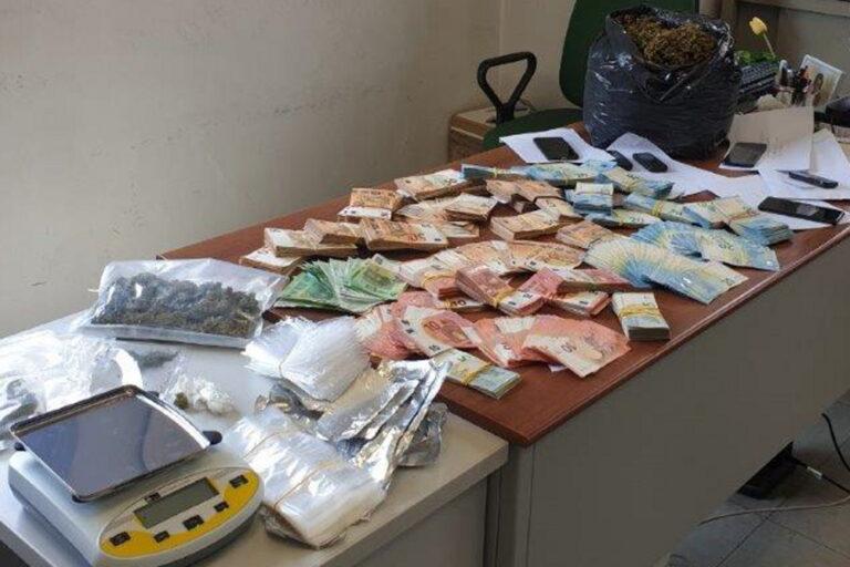 La Gdf sequestra ad Asti stupefacenti e 140mila euro in contanti: un arresto