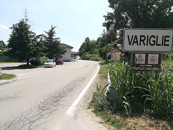 Asp al lavoro per collegare il concentrico di Variglie al depuratore comunale