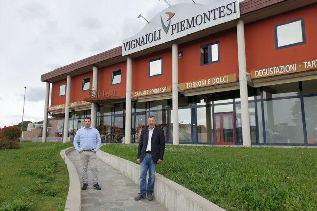 Davide Viglino è il nuovo direttore di Vignaioli Piemontesi