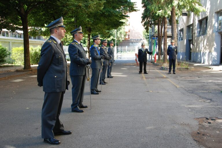 Asti, la guardia di finanza celebra il 246° anniversario della sua fondazione: il bilancio di un anno di attività