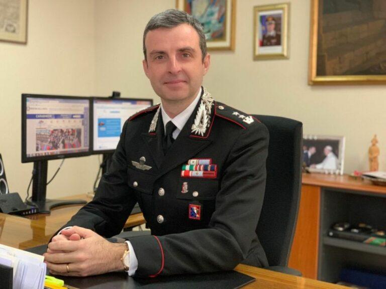 I servizi per le donne al tempo del covid 19: dentro al comando provinciale dei carabinieri