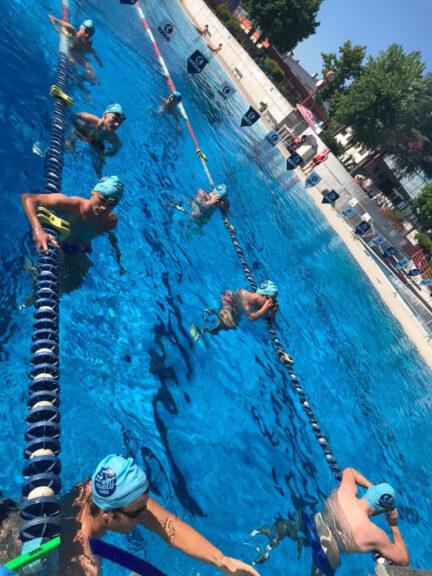 Riprendono gli allenamenti in acqua dell'AstiNuoto