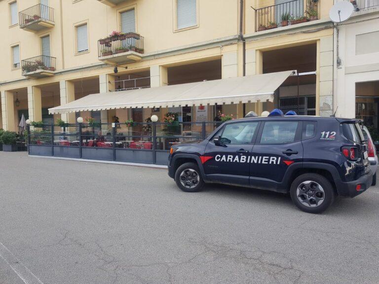 Rissa a Moncalvo: i carabinieri denunciano cinque ragazzi