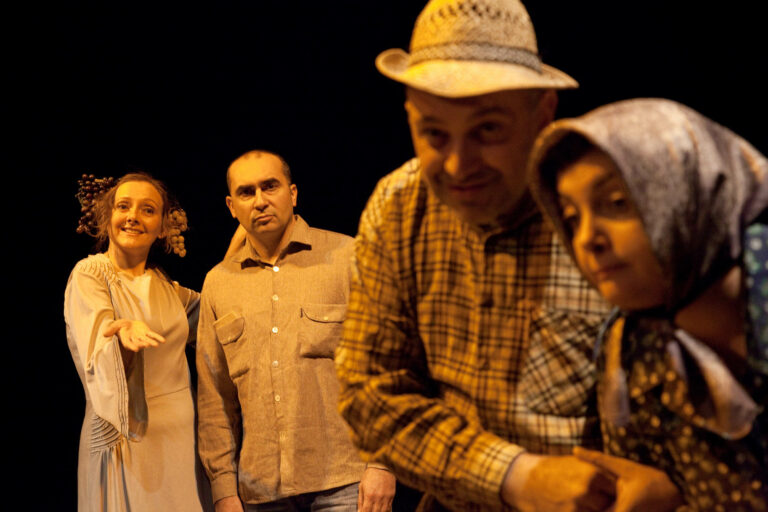Riprende la Mezza Stagione al teatro municipale di Costigliole