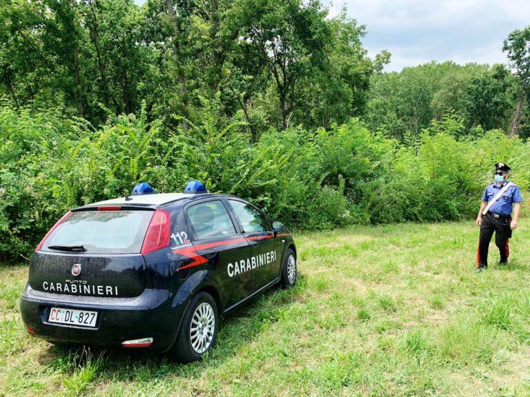 Montiglio Monferrato, i carabinieri ritrovano un anziano scomparso