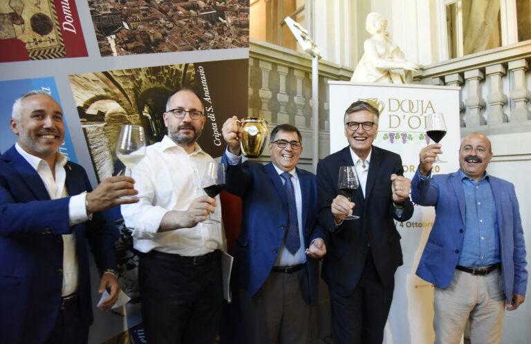La Douja d'Or 2020 sarà il primo evento del vino live in Piemonte post Covid