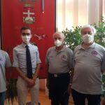 Il presidente della Provincia Lanfranco incontra il nuovo direttivo di volontariato di Protezione Civile