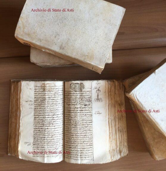 Asti, nuovi orari per l'Archivio di Stato