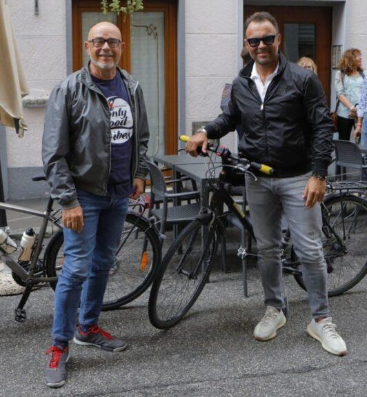 Con Ubroker la solidarietà corre su due ruote