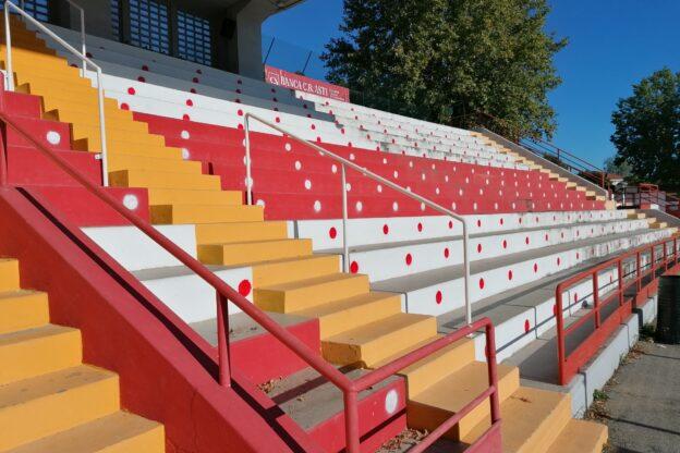 Asti, riapre lo stadio Censin Bosia: la prima partita è l'amichevole con il Fossano